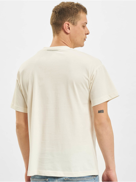 BALR T-Shirty B Outlined Oversized Fit bezowy