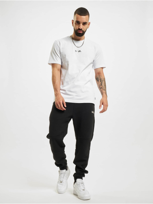 BALR T-Shirty BL Classic Straight bialy