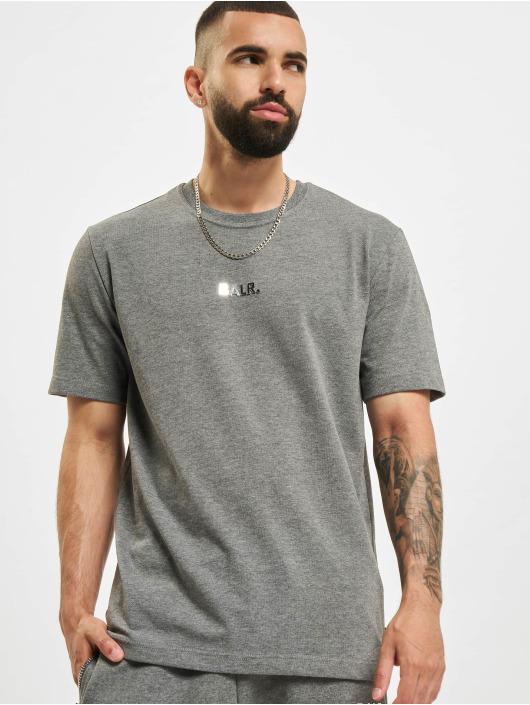 BALR T-Shirty BL Classic Straight szary