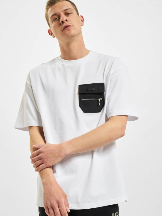 BALR T-skjorter B11121005 hvit