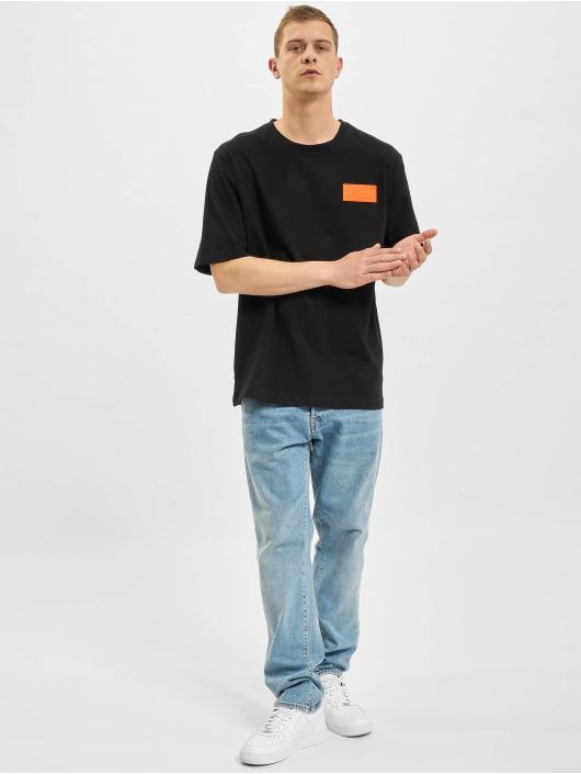 BALR T-skjorter LOAB Stadium Loose Fit svart