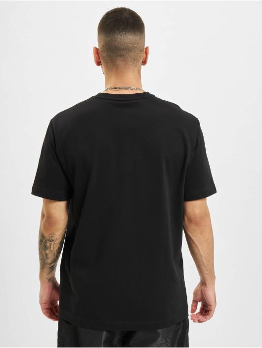 BALR T-skjorter Small Branded Box Fit svart
