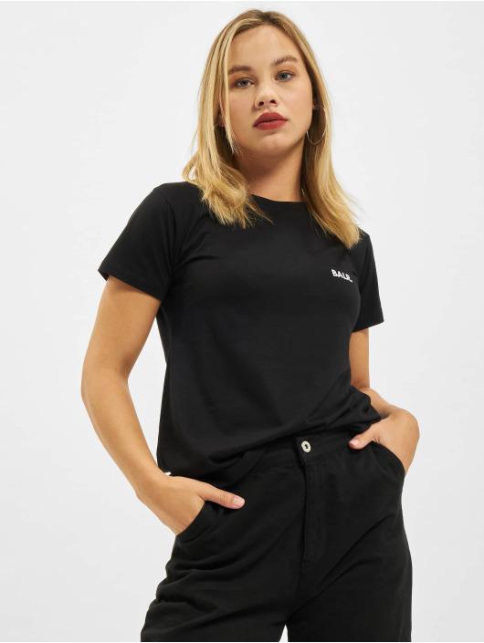 BALR T-skjorter Slim Fit svart