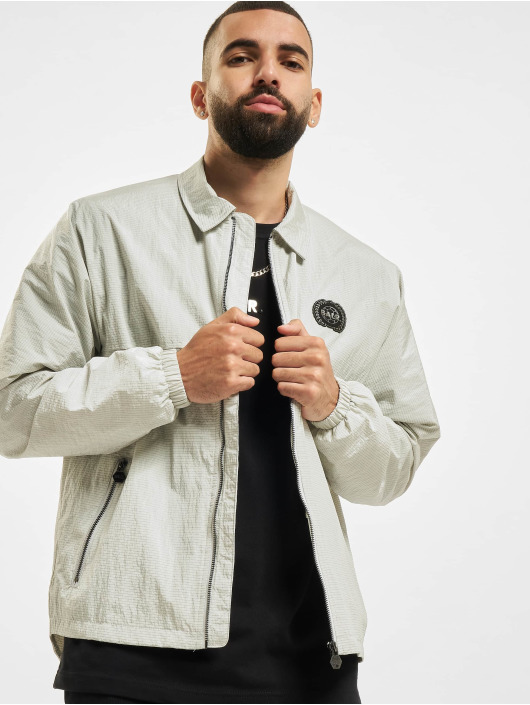 BALR Transitional Jackets Tech Badge Classic grå