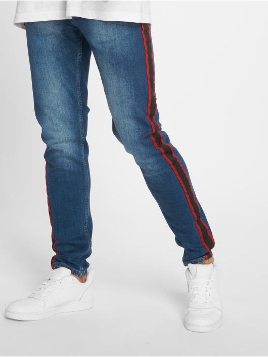 Bangastic Jean coupe droite Conner bleu