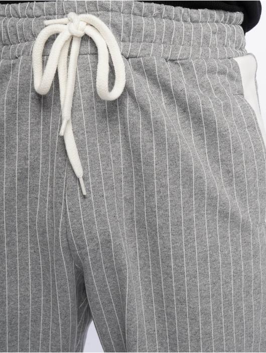 Bangastic Jogginghose Sweat Pant grau