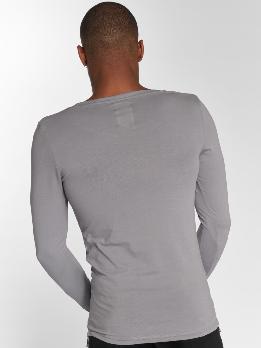 Bangastic Longsleeve Sleeve grijs