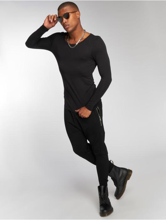 Bangastic Longsleeve Sleeve zwart