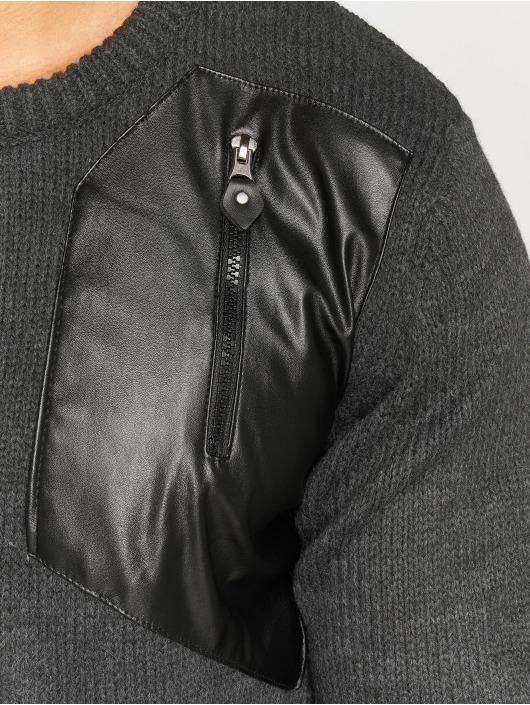 Bangastic Maglia Knit grigio