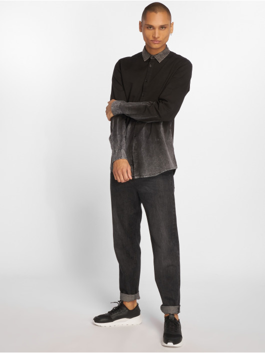 Bangastic overhemd Uros grijs