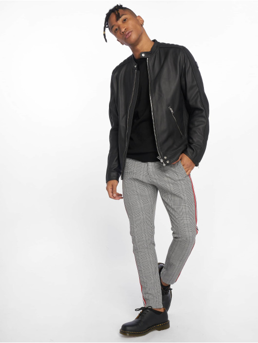 Bangastic Pantalone chino Lio nero
