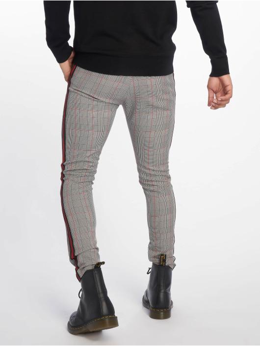 Bangastic Pantalone chino Check nero