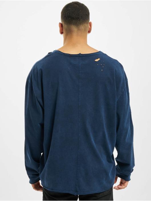 Bangastic Pullover Simpitian Oversize blue