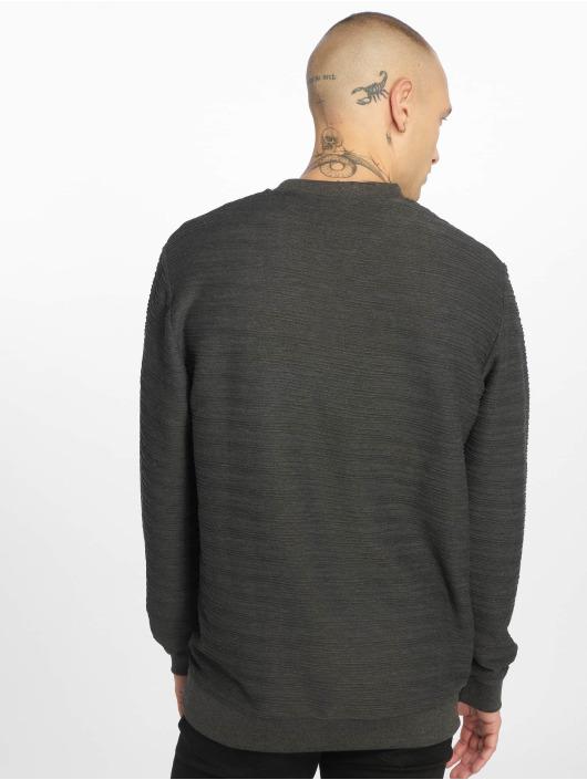 Bangastic Pullover Stripes Bang grau