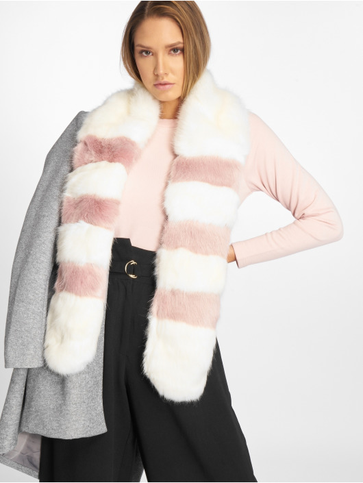 Bangastic Scarve Fake Fur white