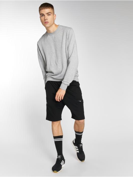 Bangastic Shorts Zip schwarz
