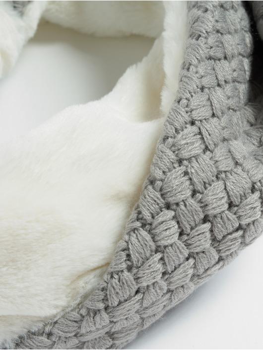 Bangastic sjaal Fake Fur Loop wit