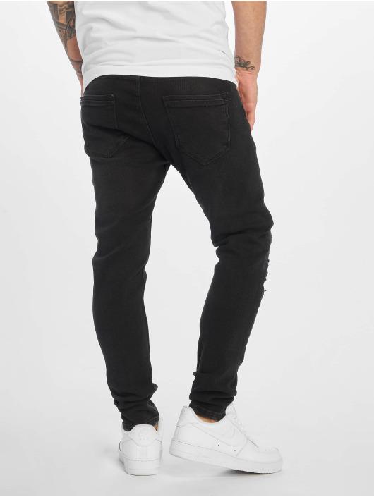 Bangastic Skinny Jeans Birch schwarz