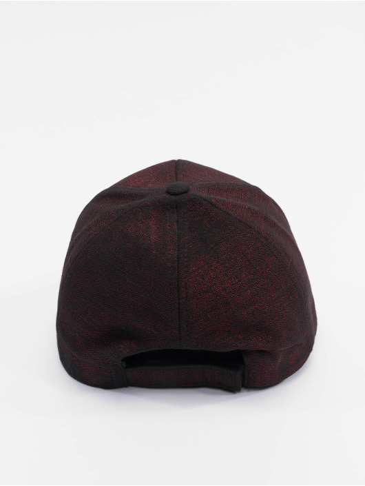 Bangastic Snapback Caps Glances czerwony