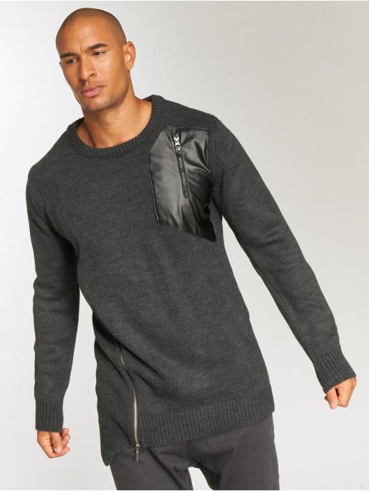 Bangastic Swetry Knit szary
