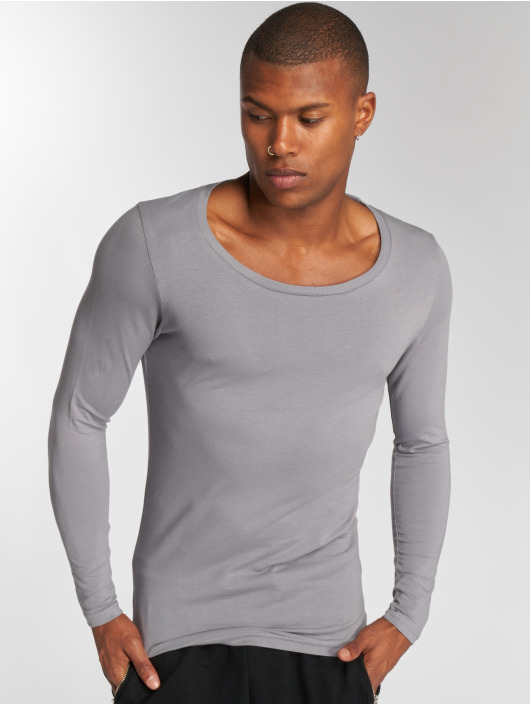Bangastic T-Shirt manches longues Sleeve gris