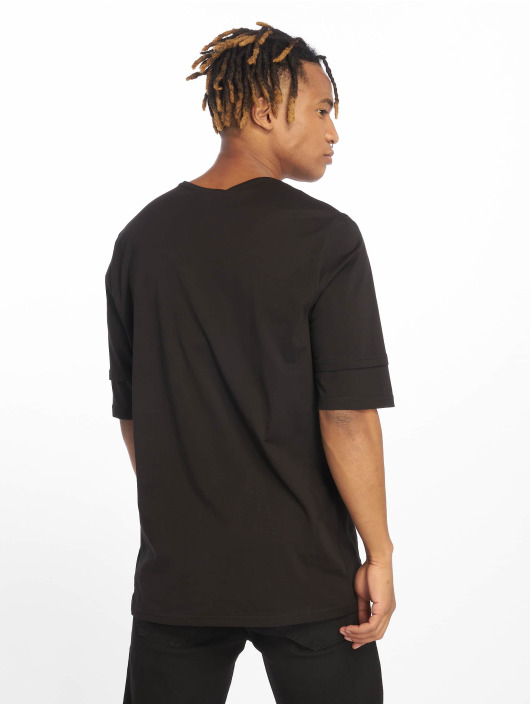 Bangastic T-Shirt Peacock schwarz