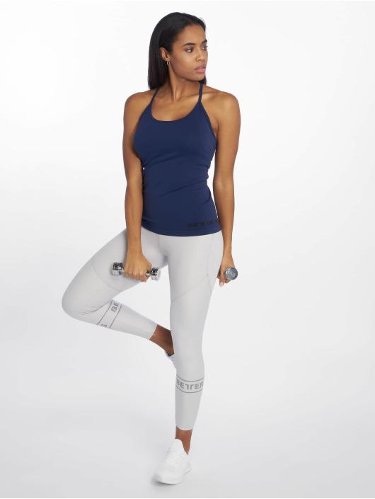 Better Bodies Legging Chrystie Shiny grau