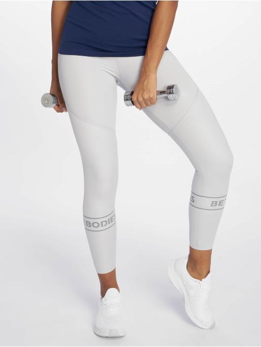 Better Bodies Leggings/Treggings Chrystie Shiny grå