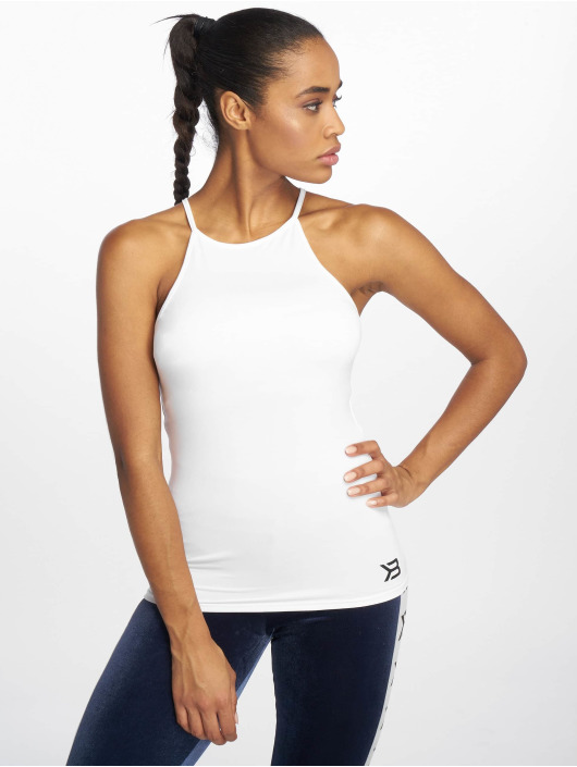 Better Bodies Shirts desportes Performance blanco