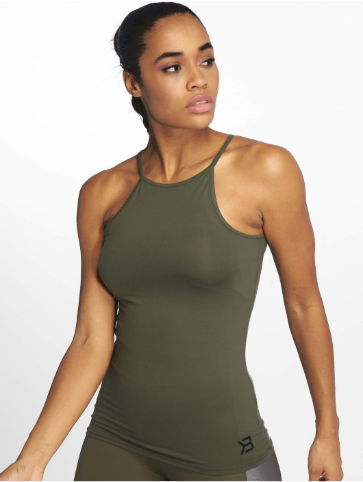 Better Bodies Sport Shirts Performance oliv
