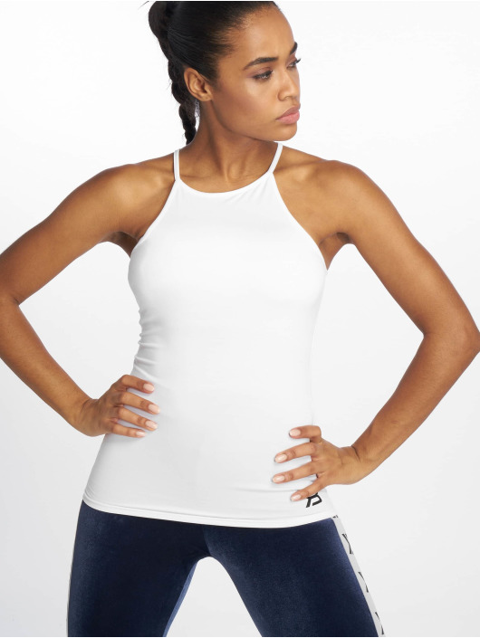 Better Bodies Sportshirts Performance bílý
