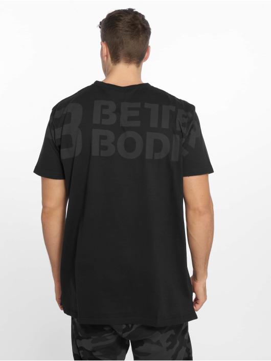 Better Bodies T-Shirt Stanton schwarz