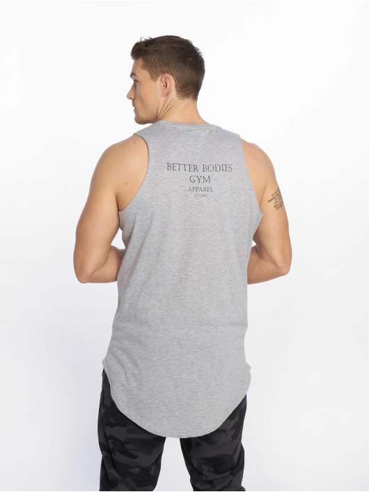 Better Bodies Tank Tops Harlem grey