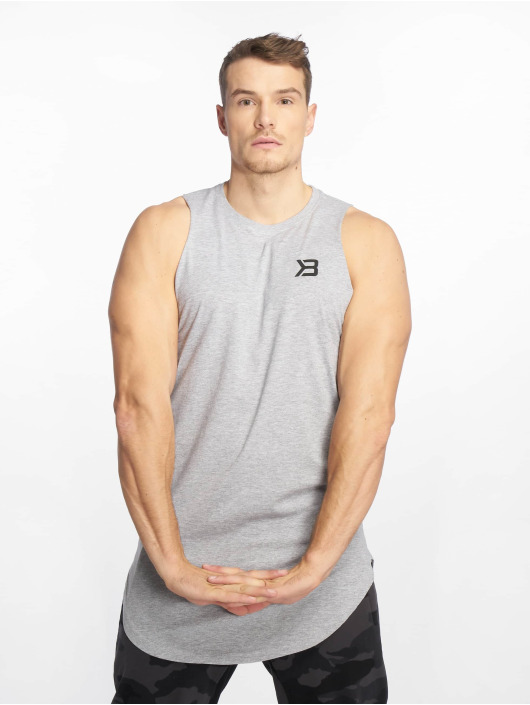 Better Bodies Tank Tops Harlem szary
