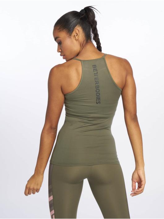 Better Bodies Tops Performance oliva