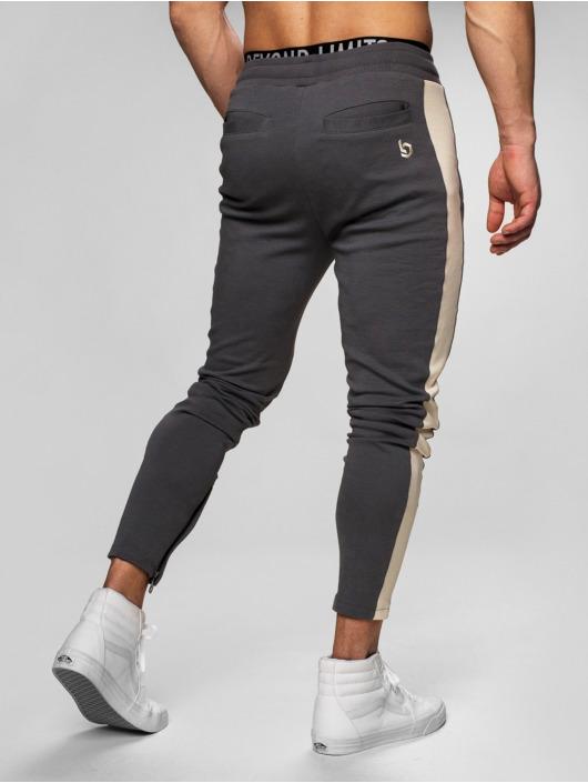 Beyond Limits Pantalone ginnico Foundation grigio