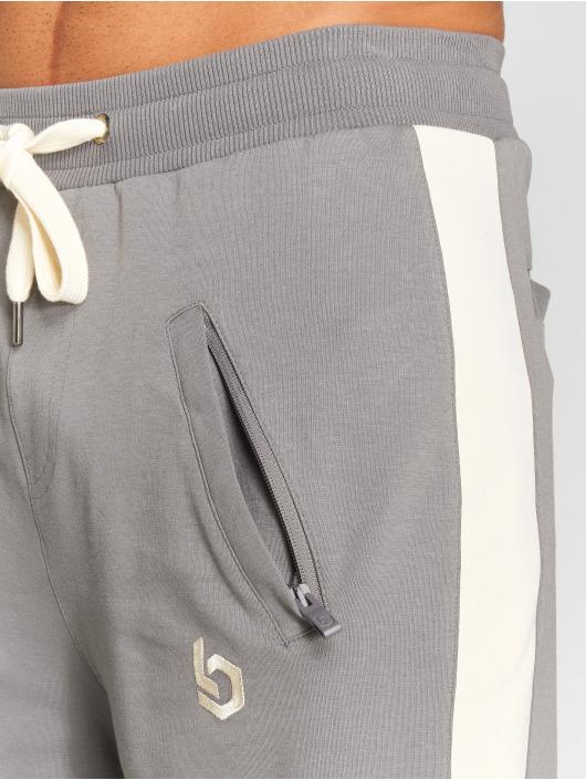 Beyond Limits Shorts Foundation grau