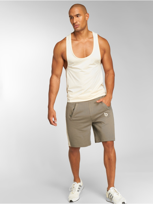 Beyond Limits Shorts Foundation khaki