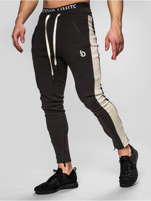 Beyond Limits Spodnie do joggingu Foundation czarny