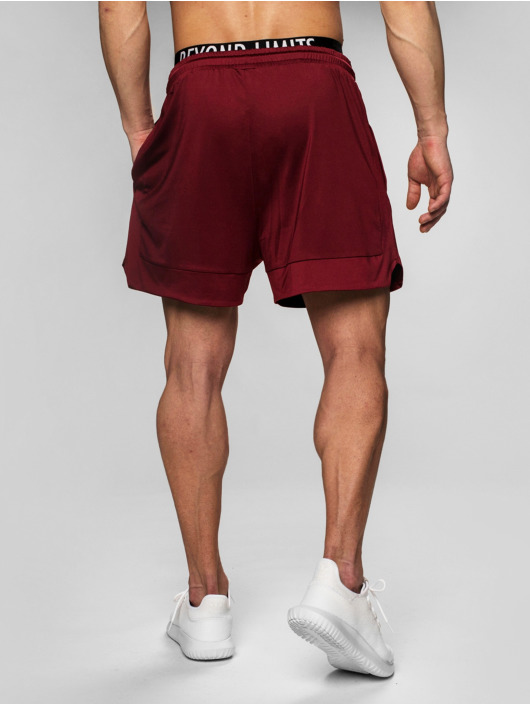 Beyond Limits Sport Shorts Agility rot