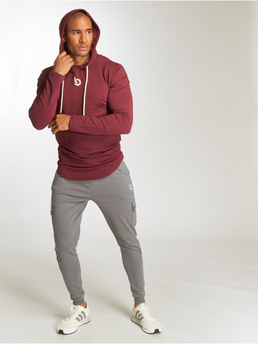 Beyond Limits Sports Hoodies Monument red
