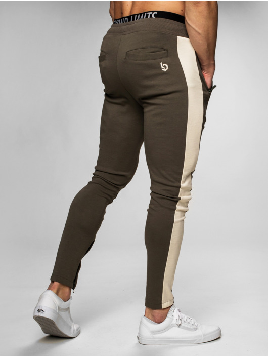 Beyond Limits Sweat Pant Foundation khaki