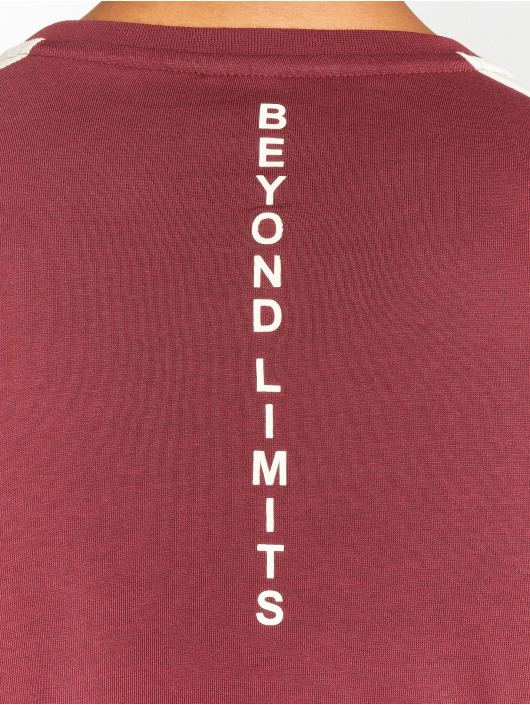 Beyond Limits T-shirt Foundation rosso