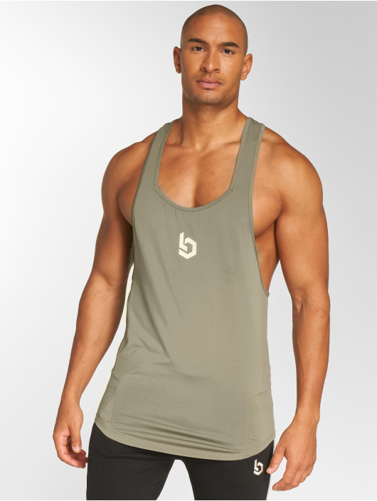 Beyond Limits Tank Tops Superior хаки