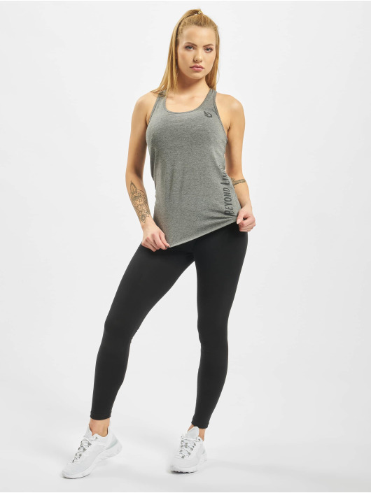 Beyond Limits Tank Tops Essential grey