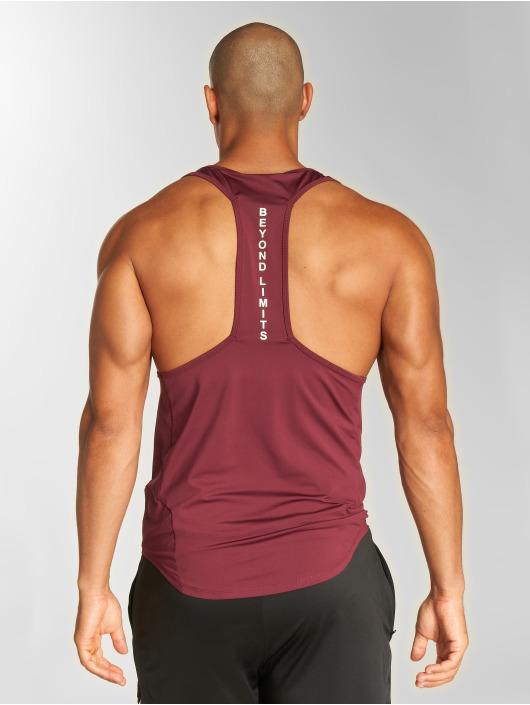 Beyond Limits Tank Tops Superior rosso