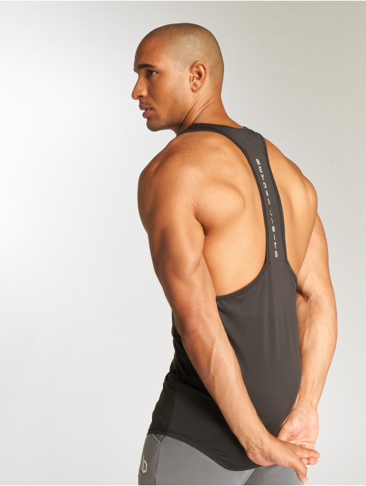 Beyond Limits Tank Tops Superior schwarz