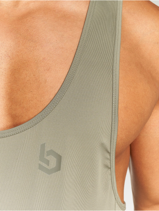 Beyond Limits Tanks desportes Basic caqui