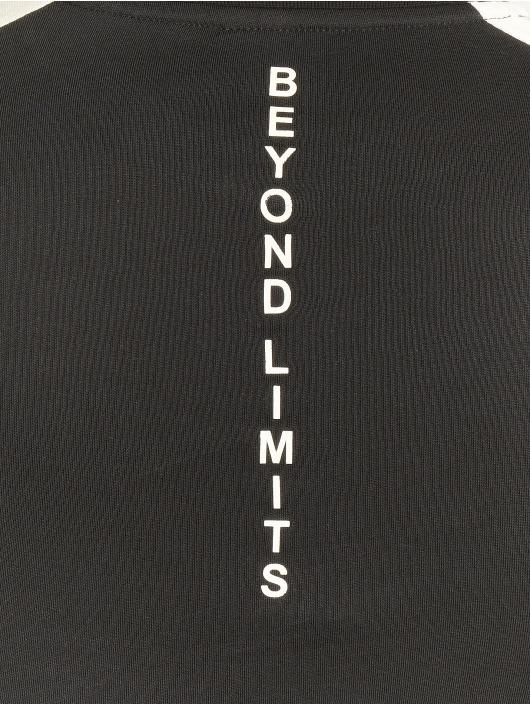 Beyond Limits Tričká Foundation èierna
