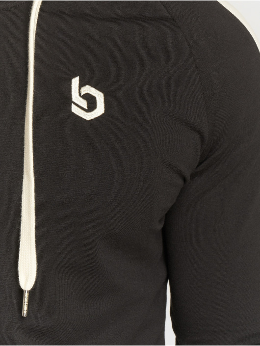 Beyond Limits Zip Hoodie Foundation èierna